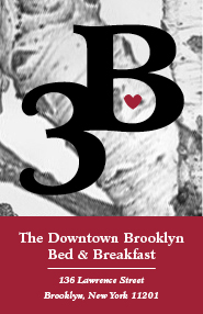 3B | The Downtown Brooklyn Bed & Breakfast